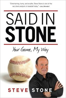 Said in Stone: Your Game, My Way
