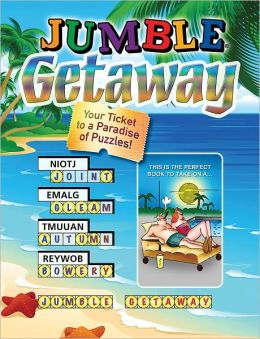 Jumble Getaway: Your Ticket to a Paradise of Puzzles!
