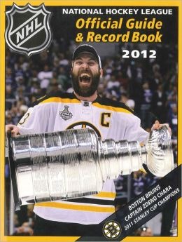 National Hockey League Official Guide & Record Book 2012