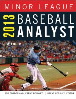 2013 Minor League Baseball Analyst