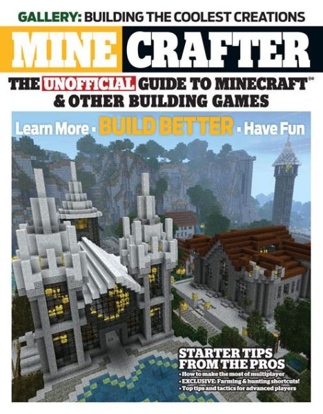 Mofitobuqes soup minecrafter the unofficial guide to minecraft other building games fandeluxe Image collections