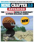 Book Cover Image. Title: Minecrafter 2.0 Advanced:  The Unofficial Guide to Minecraft & Other Building Games, Author: Triumph Books