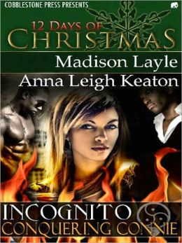 Conquering Connie [Incognito Book 8]