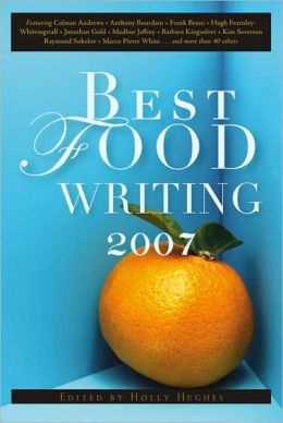 Best Food Writing 2007