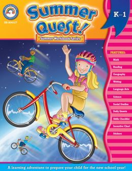 Summer Quest(tm), Grades K - 1