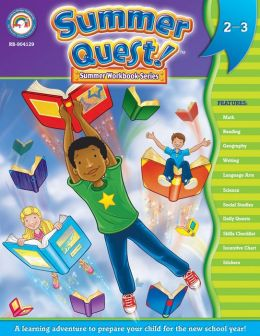 Summer Quest(tm), Grades 2 - 3
