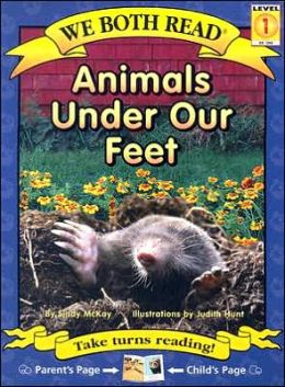 Animals under Our Feet (We Both Read Series)