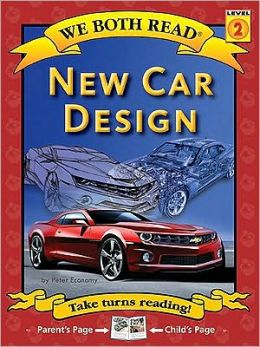 New Car Design (We Both Read Series)
