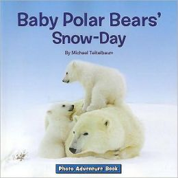 Baby Polar Bears' Snow-Day
