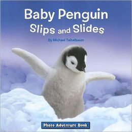 Baby Penguin Slips and Slides