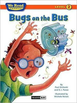 We Read Phonics-Bugs on the Bus