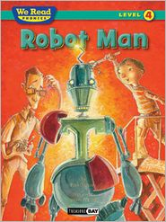 We Read Phonics: Robot Man