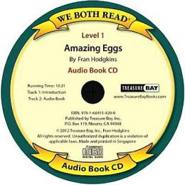 We Both Read-Amazing Eggs Audio Book