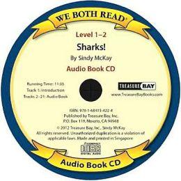 We Both Read-Sharks! Audio Book
