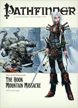 Pathfinder #3 Rise of the Runelords: The Hook Mountain Massacre