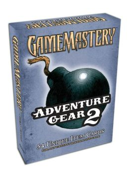 GameMastery Item Cards: Adventure Gear 2