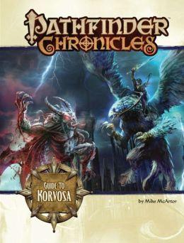 Pathfinder Chronicles: Guide to Korvosa