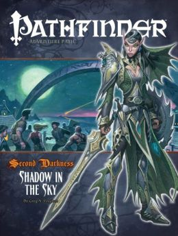 Pathfinder #13: Second Darkness, Chapter 1: Shadow in the Sky