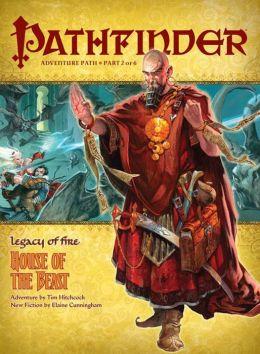 Pathfinder Adventure Path #20: