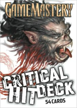 Gamemastery Critical Hit Deck