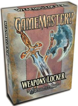 GameMastery Item Cards: Weapons Locker
