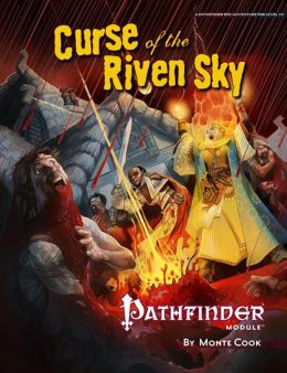 Pathfinder Module: Curse of the Riven Sky
