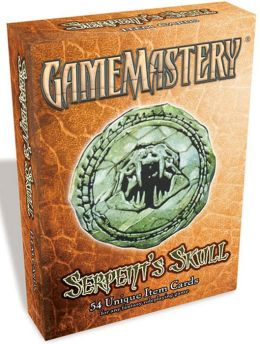 GameMastery Item Cards: The Serpent's Skull Deck