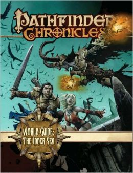 Pathfinder Campaign Setting World Guide: The Inner Sea