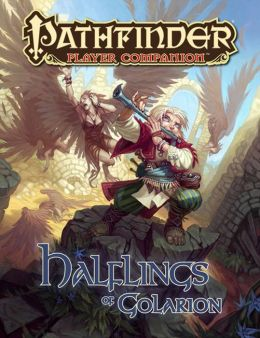 Pathfinder Player Companion: Halflings of Golarion