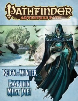 Pathfinder Adventure Path 71: Rasputin Must Die! (Reign of Winter 5 Of 6)