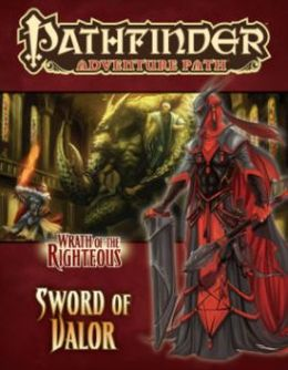 Pathfinder Adventure Path #74: Sword of Valor (Wrath of the Righteous 2 of 6)