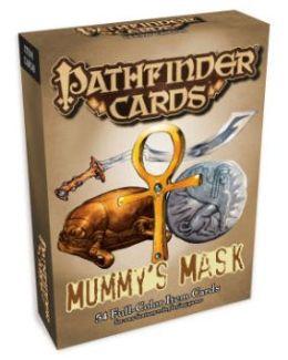 Pathfinder Cards: Mummy's Mask Item Cards Deck