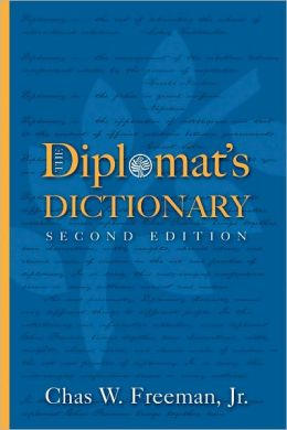 Diplomat's Dictionary: Second Edition