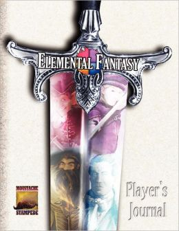 The Elemental Fantasy Player's Book