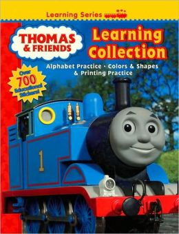 Thomas & Firends Learning Collection: Alphabet Practice/Colors & Shapes & Printing Practice