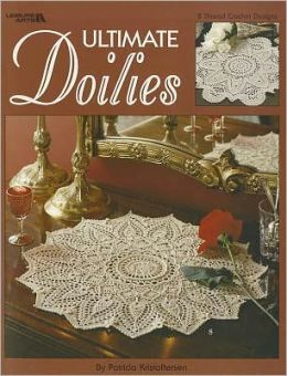 Ultimate Doilies (Leisure Arts #3401)