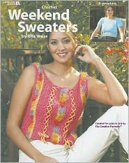 Weekend Sweaters (Leisure Arts #3617)