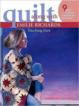 Quilt Along with Emilie Richards: Touching Stars