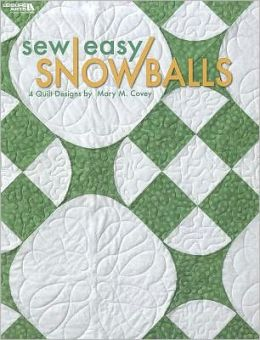 Sew Easy Snowballs