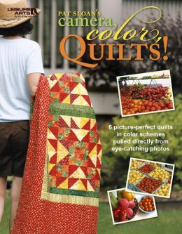 Camera, Color, Quilts! (Leisure Arts #4825)