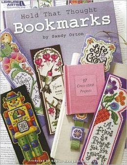 Hold That Thought Bookmarks