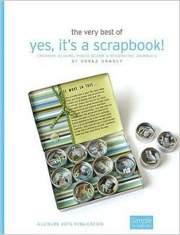 Yes, It's a Scrapbook!