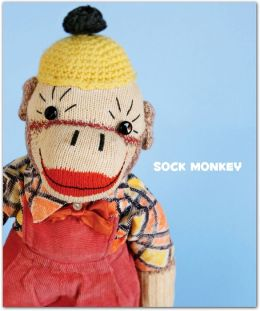Sock Monkey: QuickNotes: Greeting, Thank You and Invitation Cards in a Reuseable Flip-Top Box Decorated with Modern Illustrations