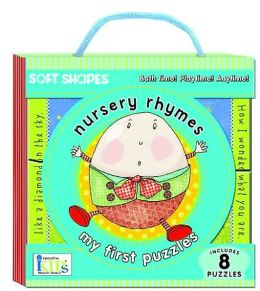 Soft Shapes My First Puzzles Nursery Rhymes
