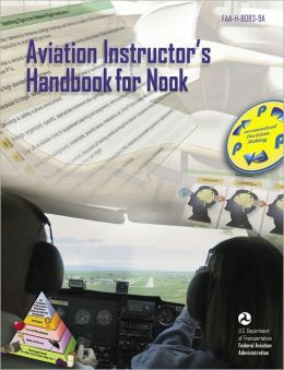 Aviation Instructor's Handbook on Nook