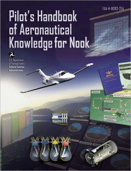Pilot's Handbook of Aeronautical Knowledge on Nook
