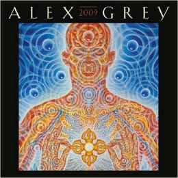 2009 Alex Grey Wall Calendar