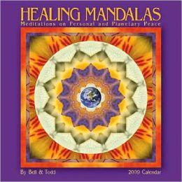 2009 Healing Mandalas Wall Calendar
