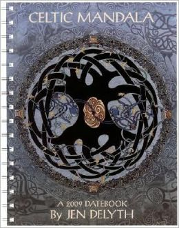 2009 Celtic Mandala Datebook Calendar