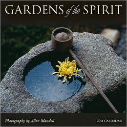 2011 Gardens of the Spirit Mini Calendar